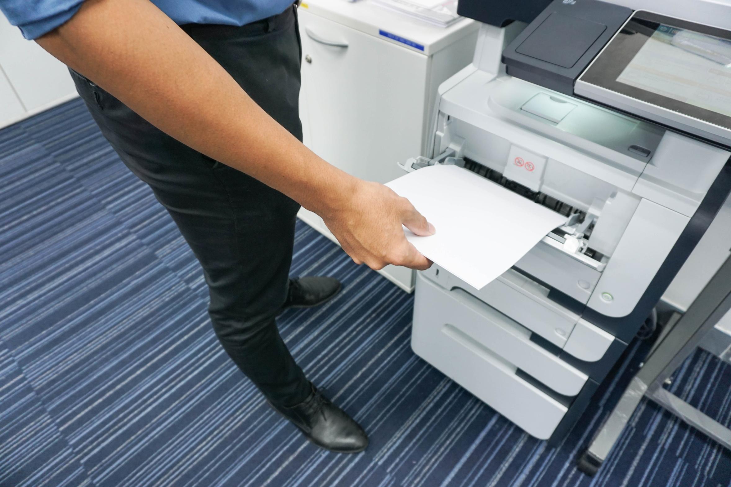 De verborgen kosten van uw printerpark